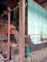 出售六吨燃煤导热油锅炉