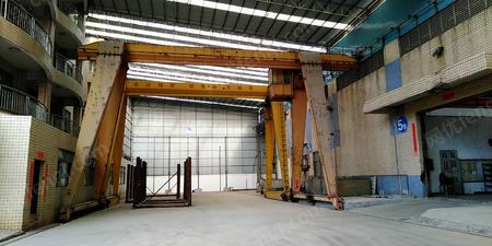 出售3台10吨二手龙门吊
