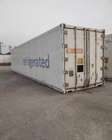 江苏徐州可移动集装箱冷柜出售 30000元