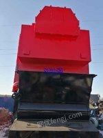 十吨燃煤蒸汽锅炉出售