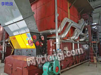 20吨二手燃煤蒸汽锅炉无锡产在位出售