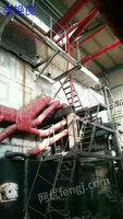 16年25吨16公斤二手燃煤蒸汽锅炉出售