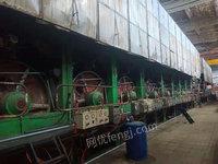 售2880长网多缸造纸机