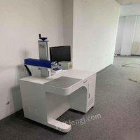 江苏苏州年底了处理20瓦激光打标机换钱,机器和新一样 10000元