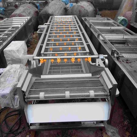 二手果蔬处理设备出售
