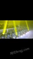 出售28台中鹰330纯光束, 明道 330同款外形、棱镜、图案、色盘,成色新净无暗病,配原装航空箱、灯钩、防水插