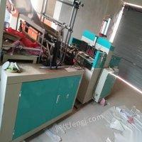 浙江宁波吹膜机,连印机,热切制袋机,冷切带自动冲,螺杆泵,团练机出售