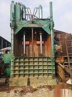 贵州贵阳转让处理一台19年315吨立式打包机一台