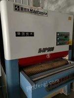 重庆出售一台九成新一米砂光机