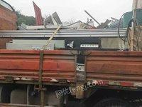重庆出售一台45锯,3米2台面,推台锯