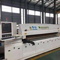 上海宝山区转让二手家具厂设备一台南兴330fg 电脑裁板锯