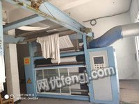 江苏无锡出售九九成新220立式六辊碳素磨毛机一台