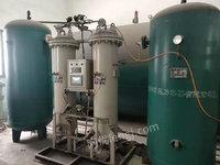 江苏无锡出售40立方氨分解2套40立方制氮机一套