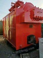 现货出售各吨位燃油燃气蒸汽锅炉,导热油锅炉,热水锅炉多台