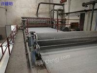 浙江杭州出售1台2640双缸造纸机电议或面议