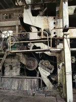二手造纸设备购销|二手碱回收设备求购|二手造纸机回收|造纸厂收购