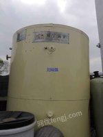 立式二手蒸汽热水锅炉出售