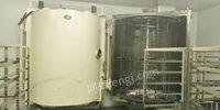 广东深圳出售真镀膜喷涂线一整套 350000元
