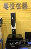 广东东莞二手台湾2515二次元影像测量仪 2.5检测投影仪出售