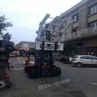 重庆本地出售一台全新3.5吨合力叉车,钢管厂专用车