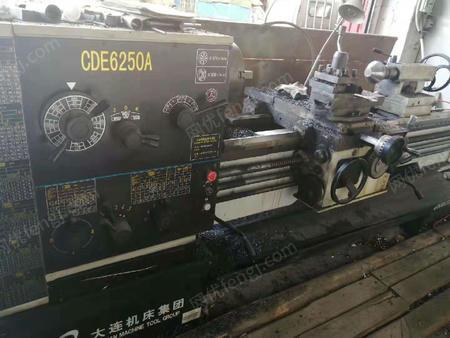 广东佛山出售1台6250A*1500马鞍车床