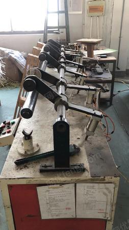 厂家出售纸管设备1套(卷管、分纸、切管