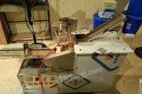 重庆南岸区九成新麻花机低价出售  看货议价.