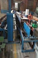 重庆巴南区抗风卷闸门机,道槽机出售