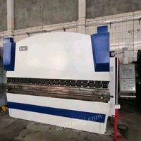 重庆渝北区数控折弯机亚威产15年产160/4000电液伺服折弯机出售