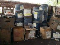 回收各种库存积压化工原料