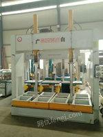 出售木工机械设备分段式冷压机