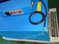 热收缩炉总长度1.3米内腔高度40cm内腔宽度60cm380v电源6kw出售