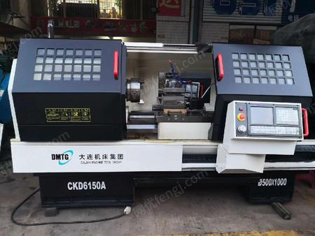 广东佛山出售1台6150X1000数控车床