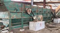 河南出售二手备料设备,全套20~24吨切草除尘