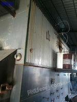 9成新二手燃煤蒸汽锅炉11吨出售