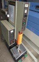 处理库存二手20k超声波塑焊机
