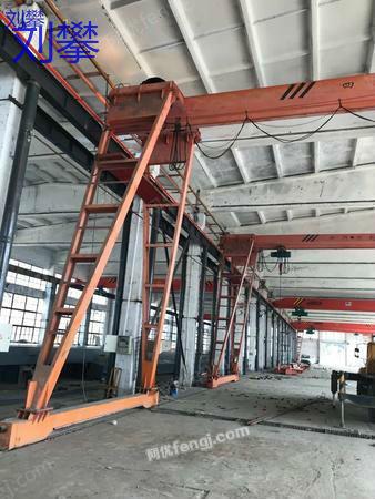 大量收售钢结构厂房整厂及行车行吊 需要联系