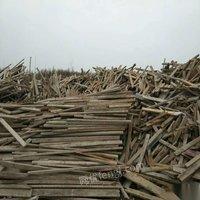 武汉废旧木材回收 建筑木材回收 木方 防腐木收售