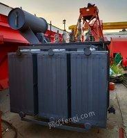 出售闲置二手一台12脉ZSS11–1250/10KVA河南铜牛整流变压器,只用过一个月