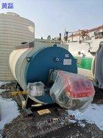 出售精品一吨燃气热水锅炉