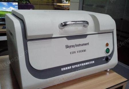 供应二手1台天瑞EDX1800B检测仪器50000元