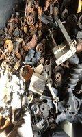 收废品上门废铁回收回收铜铁铝不锈钢。,废旧电动机,废旧再