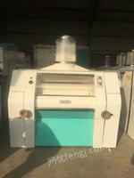 出售无锡布勒2006年产MDDK型磨粉机共九台