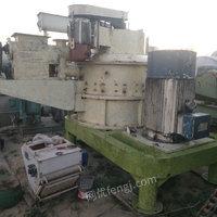 出售八成新超微粉碎机、饲料厂132千瓦超微粉碎机、价格低廉
