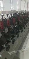 处理旧上海洲泰/2017年/650型/第六代/八边封高速制袋机