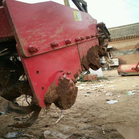 出售二手18双轴开元旋耕机带撒化肥机 11000元