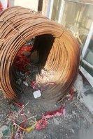 回收库存收钢材 电缆 废铁 电机 矿里物资整体