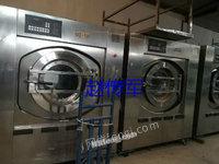 低价处理全自动水洗机100公斤多台