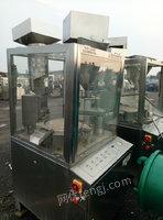 山东济宁出售4台1200型胶囊充填机二手食品包装设备23000元