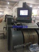 浙江温州出售1台430型四方底纸袋机